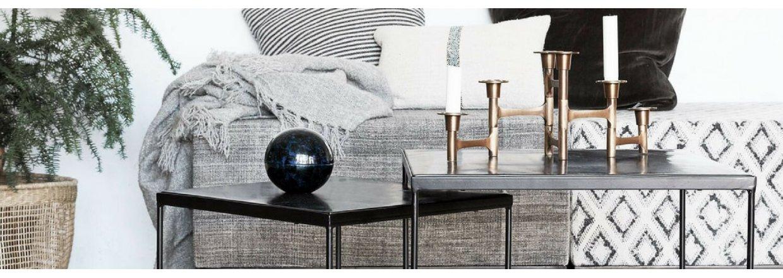 Hjælp til valg af sofabord - Sådan vælger du det rigtige!
