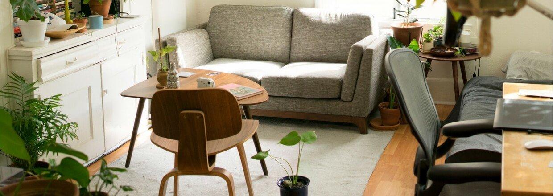 Tips til indretning på få kvadratmeter