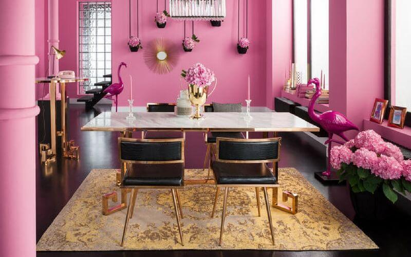 Spiseborde og spisestole