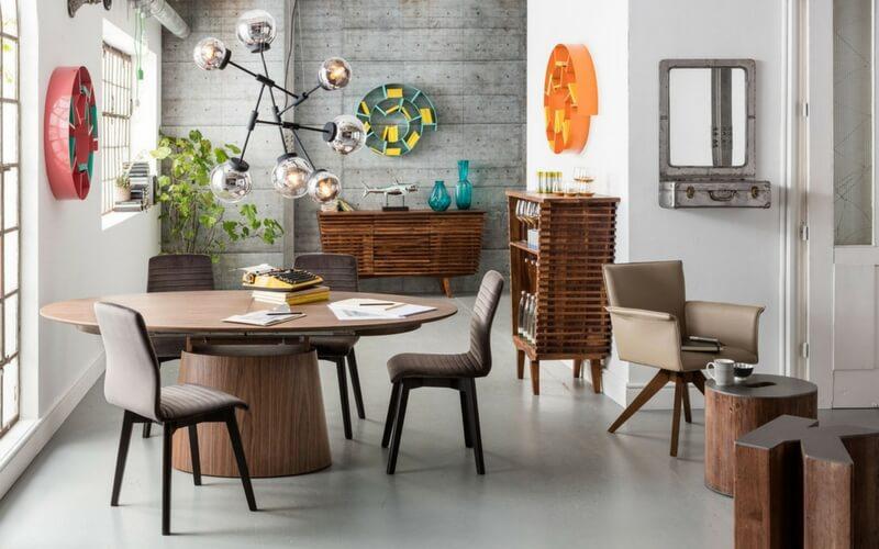 Spiseborde og spiseborddstole
