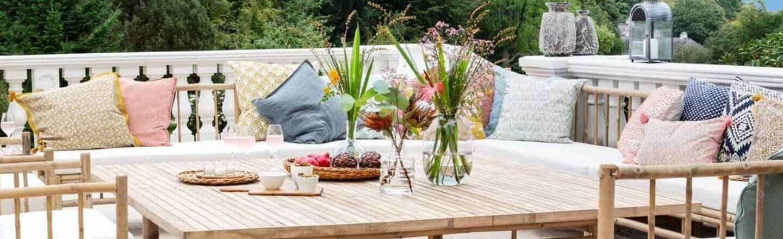 Inspiration til indretning af terrasse