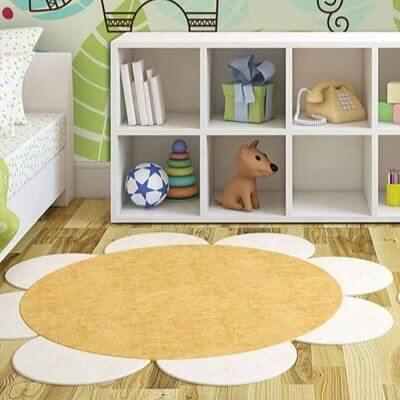 Indretning af børneværelset opbevaring