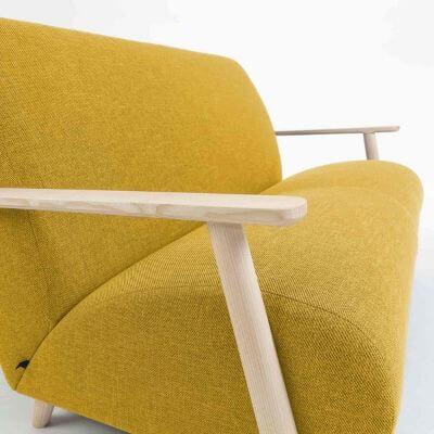Karry gulv sofa fra LaForma