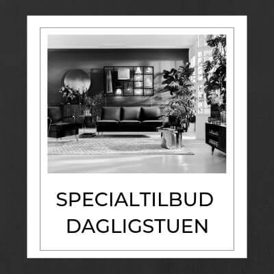 Black friday dagligstuemøbler