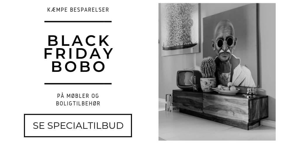 Black Friday møbler