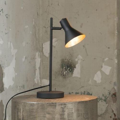 Retro bordlampe til soveværelset