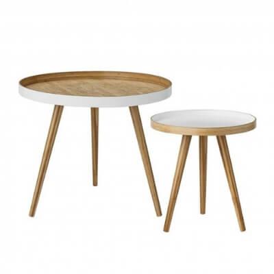 sofabord, sofaborde, bloomingville, boboonline, bord, borde, små borde, bambus, bambusbord, bambusborde