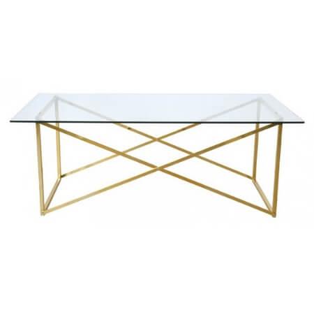 glas, glasmøbler, glasborde, glasbord, materialer, materiale, materialeguide