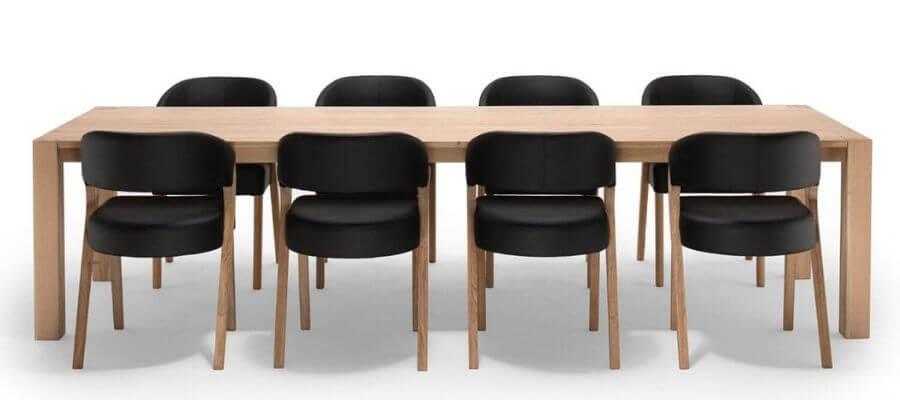 Flot spisebordssæt til 8 personer fra bæredygtige NocNoi