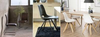Spisebordsstol og spisestole