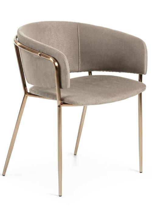 Elegant stol fra Laforma med armlæn