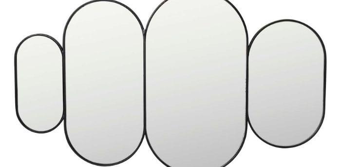 Flot spejl til entreen