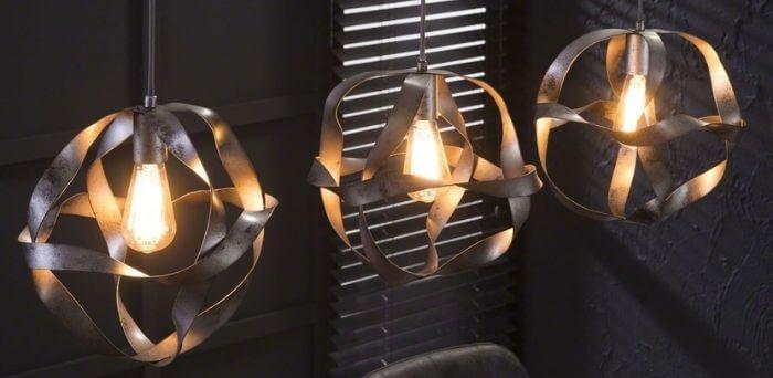 Flot pendel lampe fra Furbo