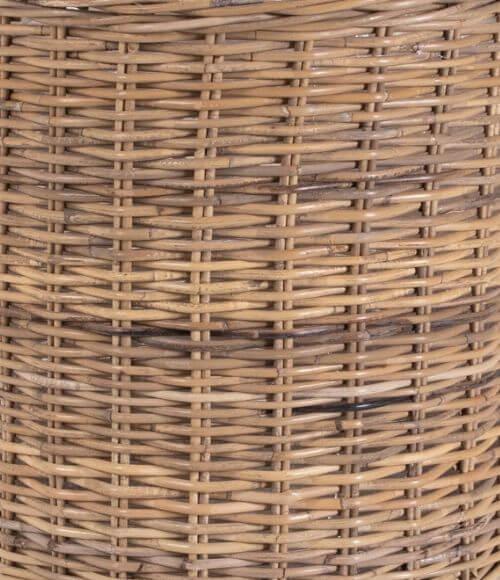 rattan, materiale, fletstol, flet, flettet lænestol