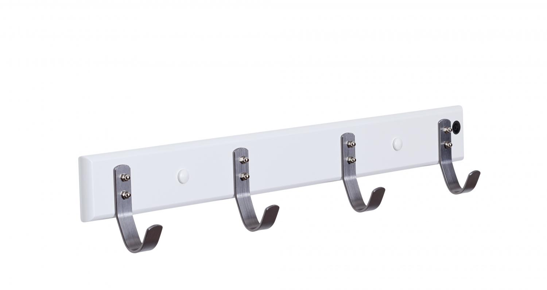 Image of   Furbo Ricky - knagerække, 56 cm. Hvid