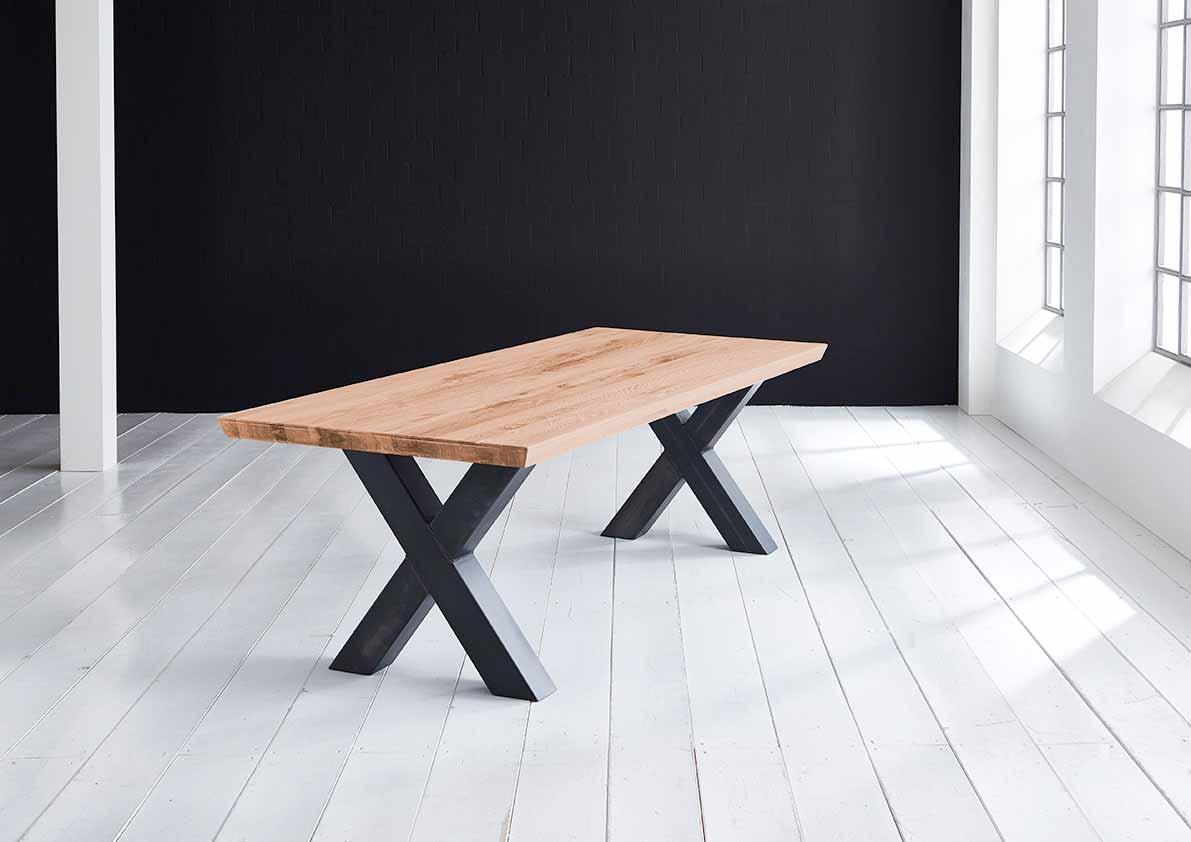bodahl Concept 4 you plankebord - schweizerkant med freja-ben, m. udtræk 6 cm 240 x 100 cm 06 = old bassano fra boboonline.dk