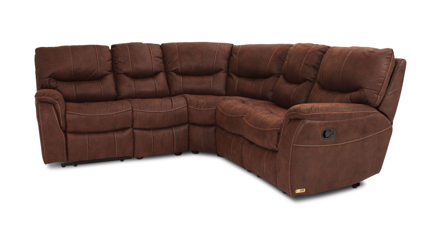 Billede af Colorado sofa - Brun
