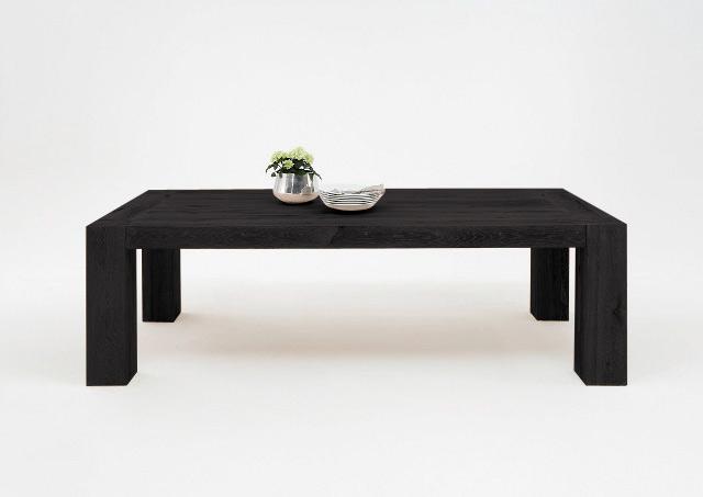 Bodahl thor spisebord - mocca black egetræ, plankebord 220 x 110 cm fra bodahl på boboonline.dk