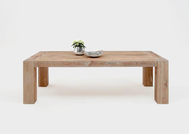 BODAHL Thor spisebord - olieret egetræ, plankebord 180 x 110 cm