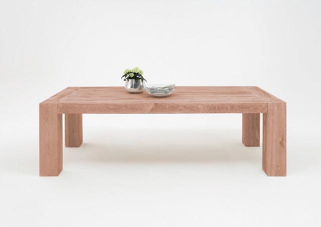 Bodahl Thor Spisebord - Sæbebehandlet Egetræ, Plankebord 220 X 100 Cm Spisestue
