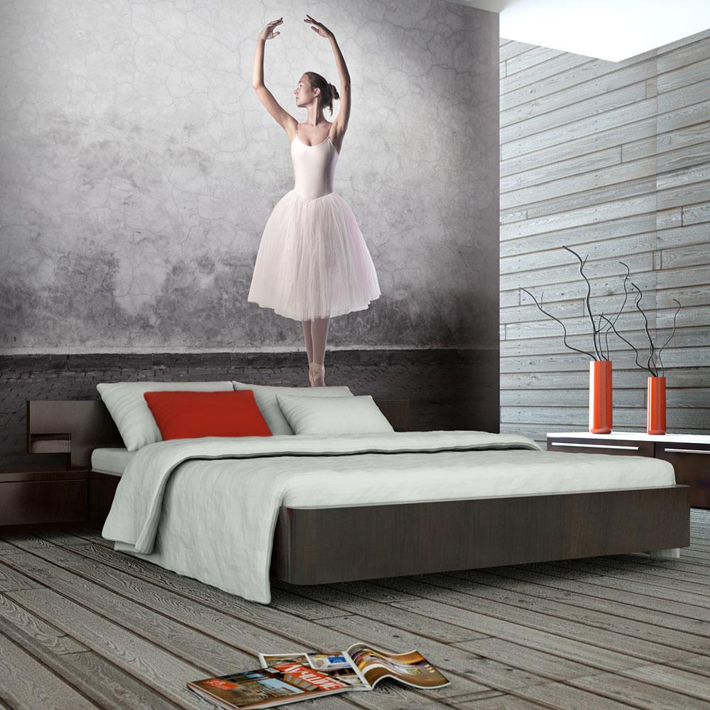 Venture Design Havesæt M. Parma Bord (Ø90) Og 2 Copacabana Stole M. Armlæn - Grå Aintwood/Textilene Havemøbler