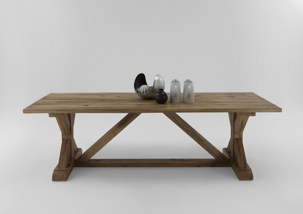 BODAHL Versailles plankebord - olieret egetræ 240 x 100 cm