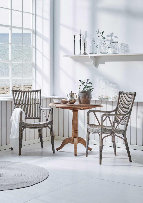 sika design michel teak caf bord caf borde og caf s t bobo. Black Bedroom Furniture Sets. Home Design Ideas