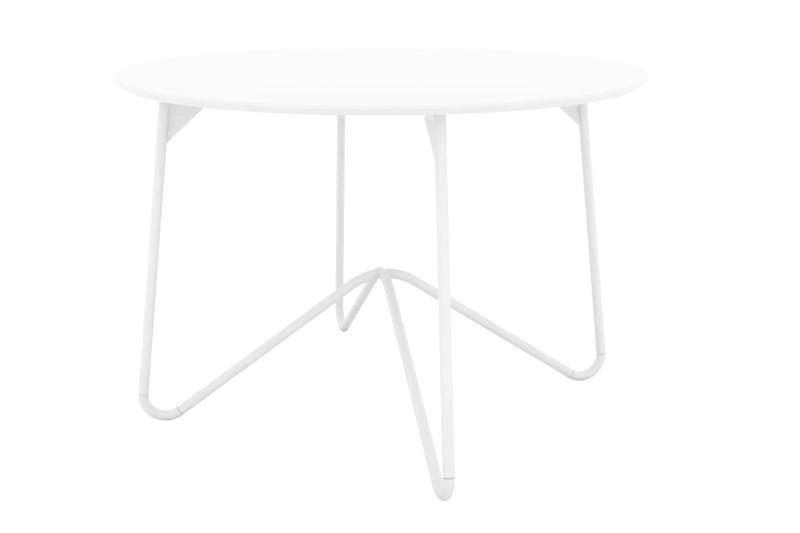 Billede af STERN rundt spisebord, Hvid