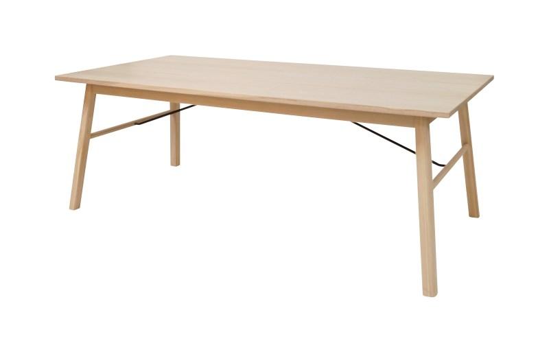 Billede af CARVER spisebord - træ, m. udtræk