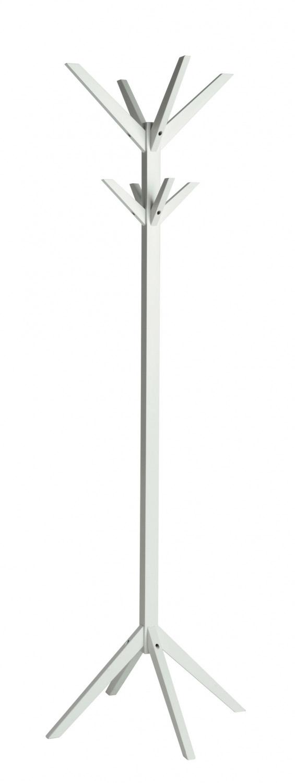 ROWICO Confetti stumtjener - hvid birk
