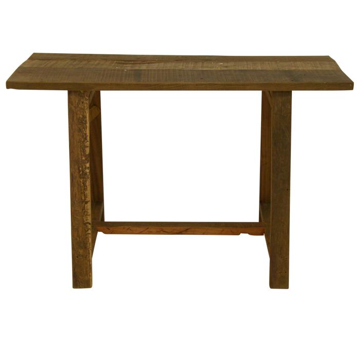 Image of   SJÄLSÖ NORDIC Rustikt træbord i genbrugstræ