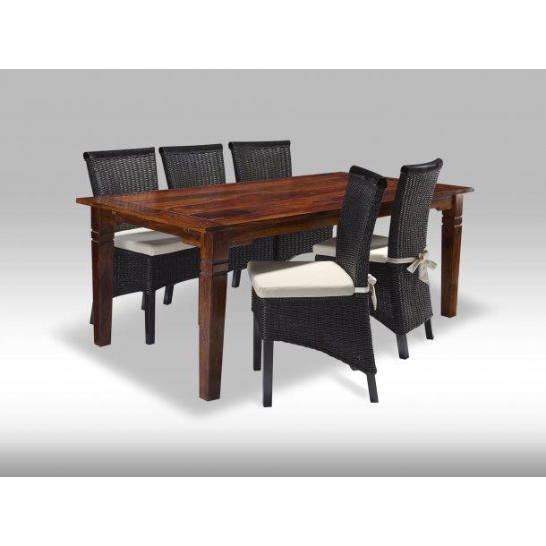 India spisebord + stole