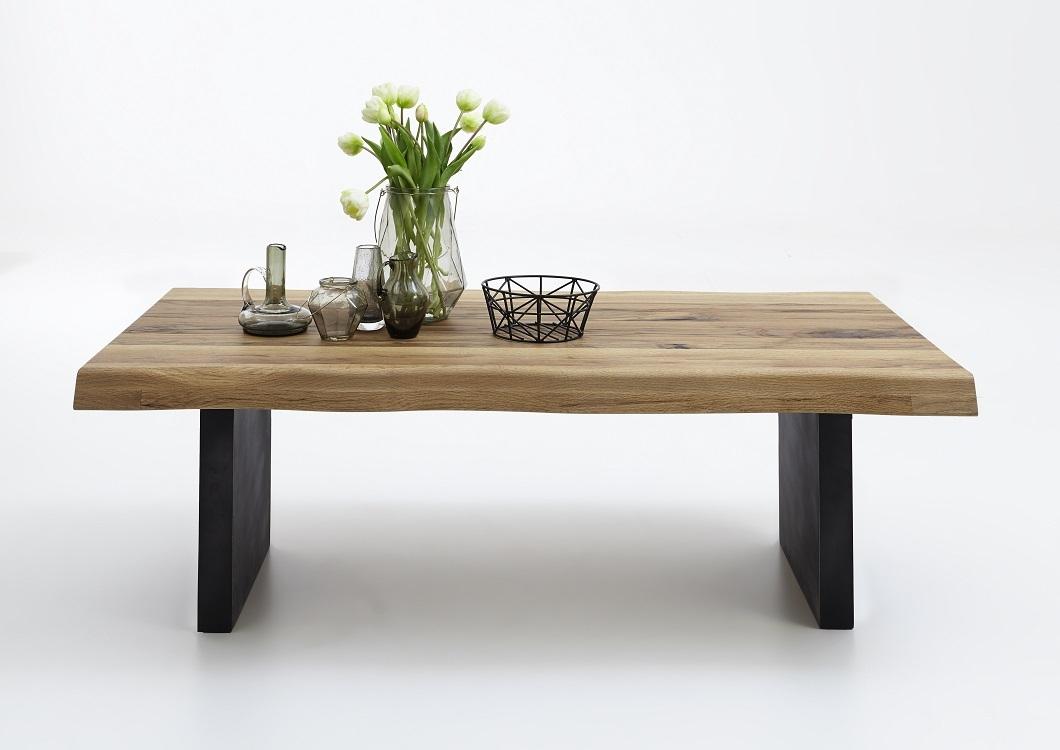 BODAHL Nature plankebord med T-ben - Olieret eg 180 x 100 cm 01 = olie