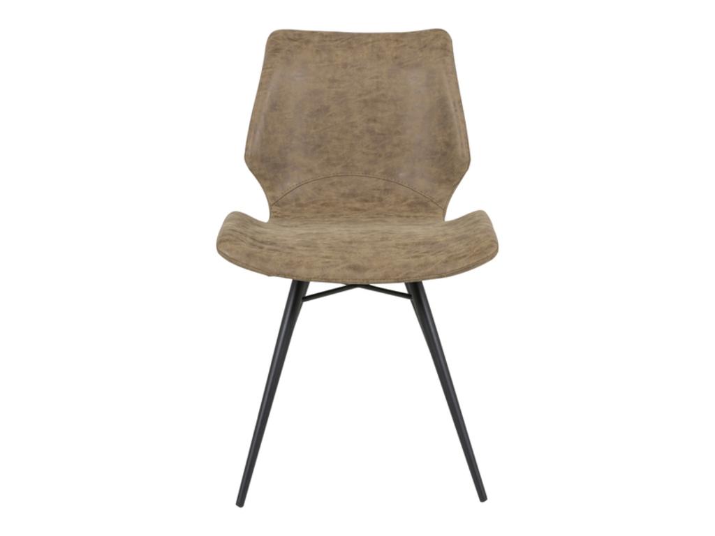 canett Canett amelia spisebordsstol - brun på boboonline.dk