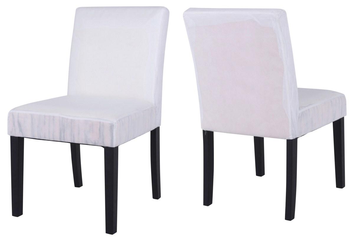 canett – Canett dania spisebordsstol - hvid på boboonline.dk