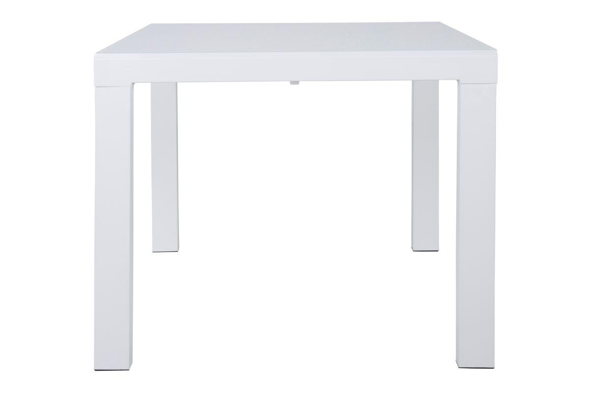 Canett lissabon spisebord - hvid, incl. tillægsplade fra canett fra boboonline.dk
