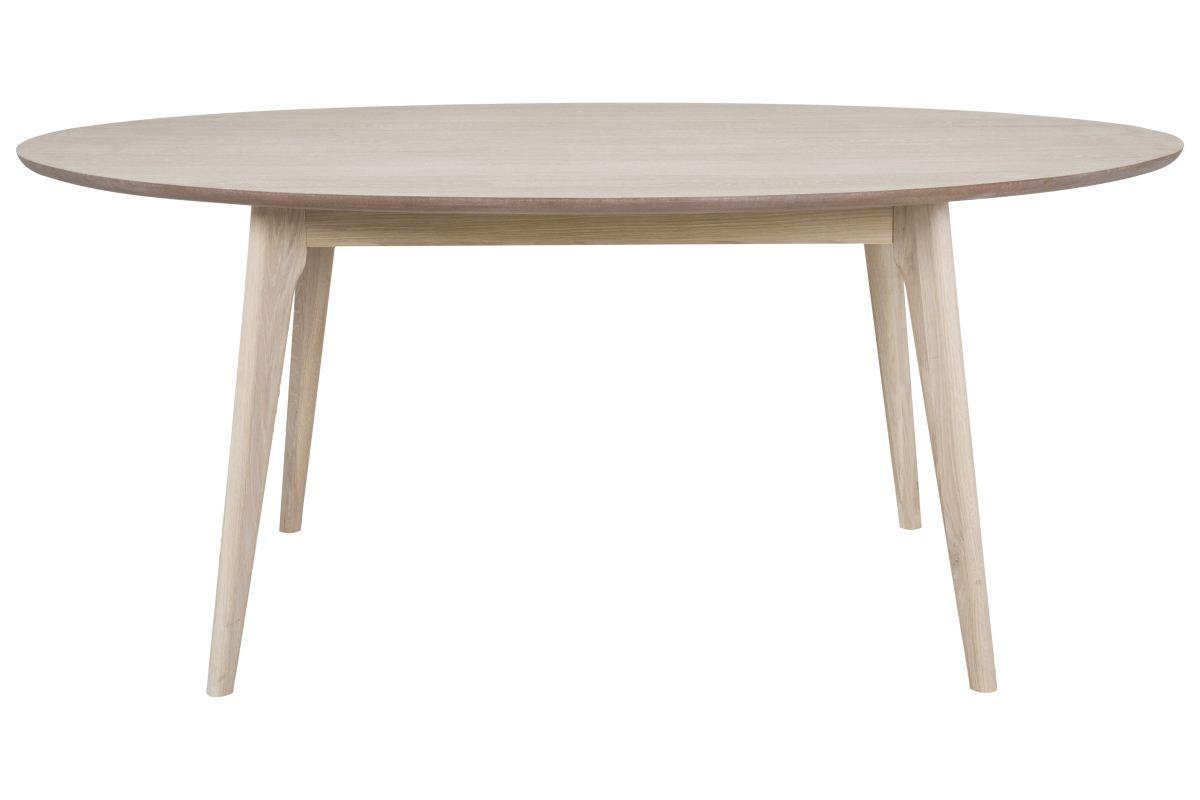 Billede af CANETT Newton spisebord - Oval Eg