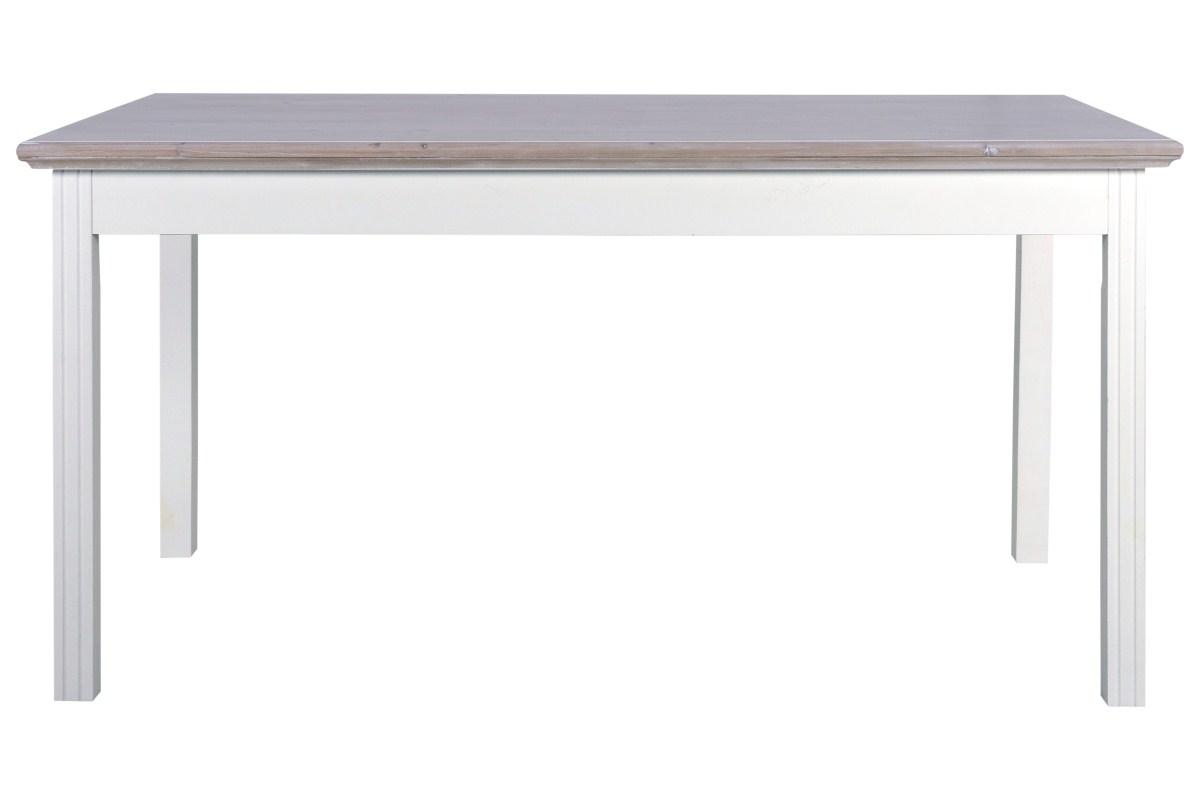 Image of   CANETT Florenzio spisebord - Hvidvasket