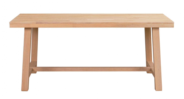 Image of   Brooklyn spisebord - børstet eg (170x95)
