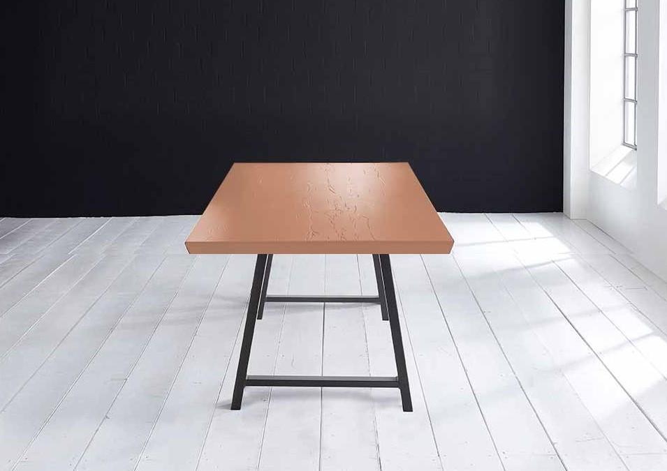 Concept 4 You Plankebord - Schweizerkant med Halo Ben, m. udtræk 6 cm 280 x 110 cm 03 = white wash