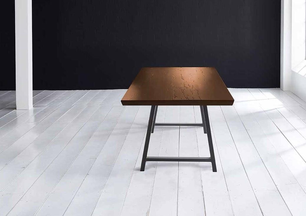 Concept 4 You Plankebord - Schweizerkant med Halo Ben, m. udtræk 6 cm 280 x 100 cm 06 = old bassano