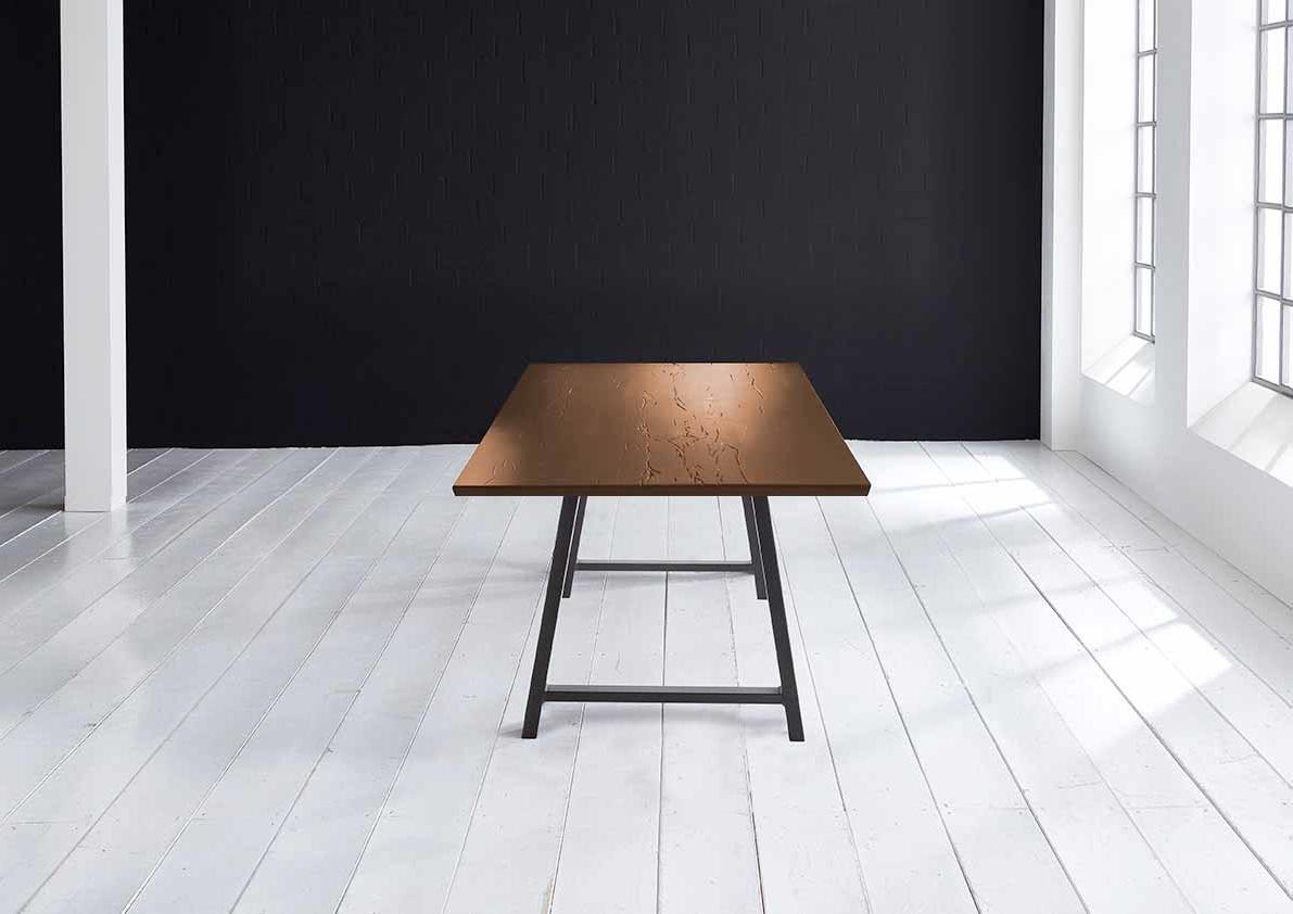 Concept 4 You Plankebord - Schweizerkant med Halo Ben, m. udtræk 6 cm 240 x 110 cm 01 = olie