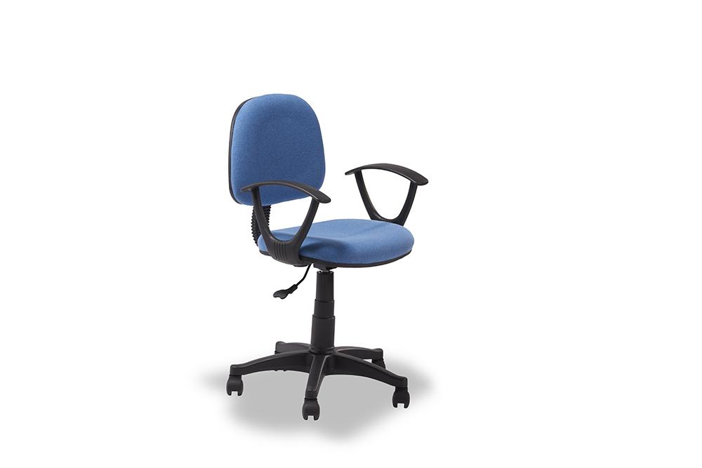 Billede af Star blå kontorstol