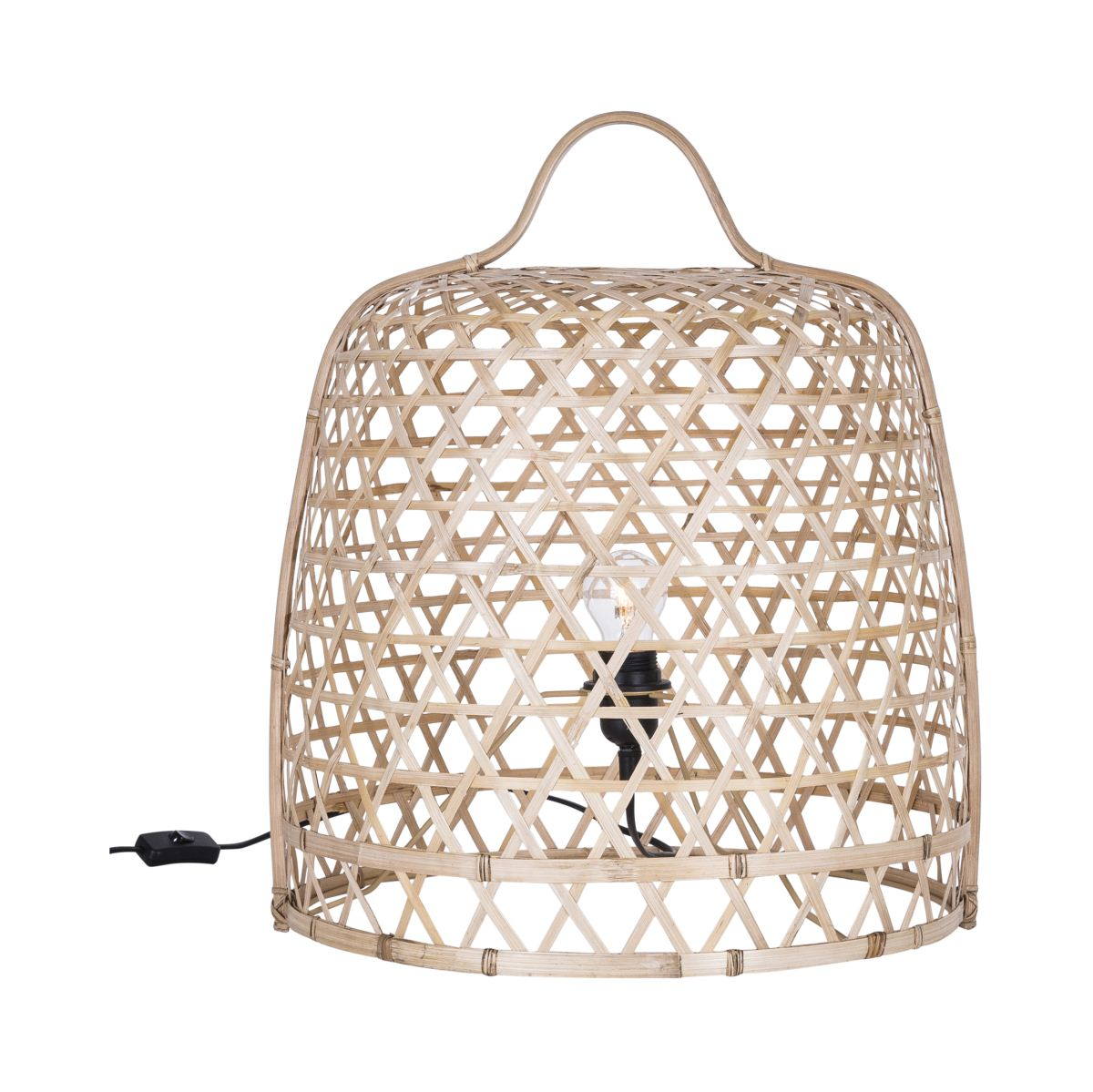 Canett octavio gulvlampe - natur fra canett fra boboonline.dk