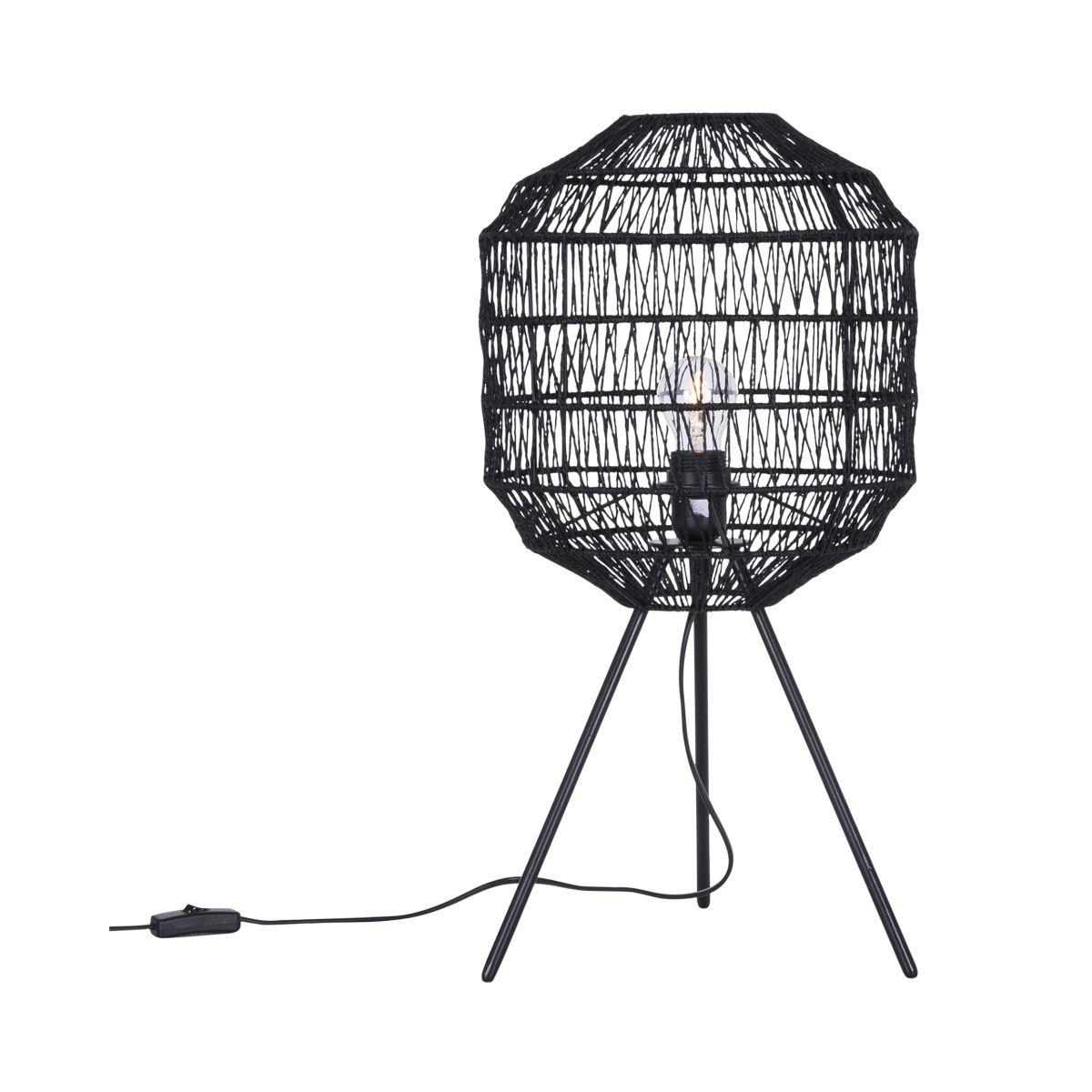 canett – Canett octavio bordlampe - sort på boboonline.dk