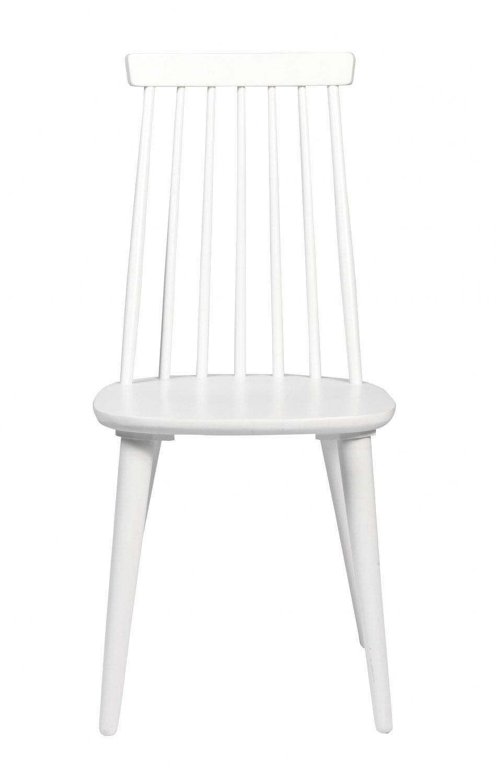 ROWICO Lotta spisebordsstol - hvid træ