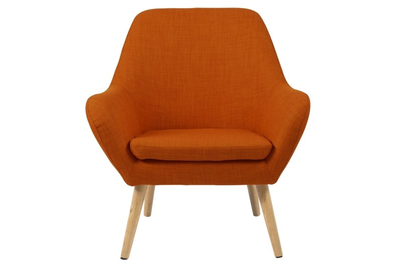 Billede af Astro orange hvilestol