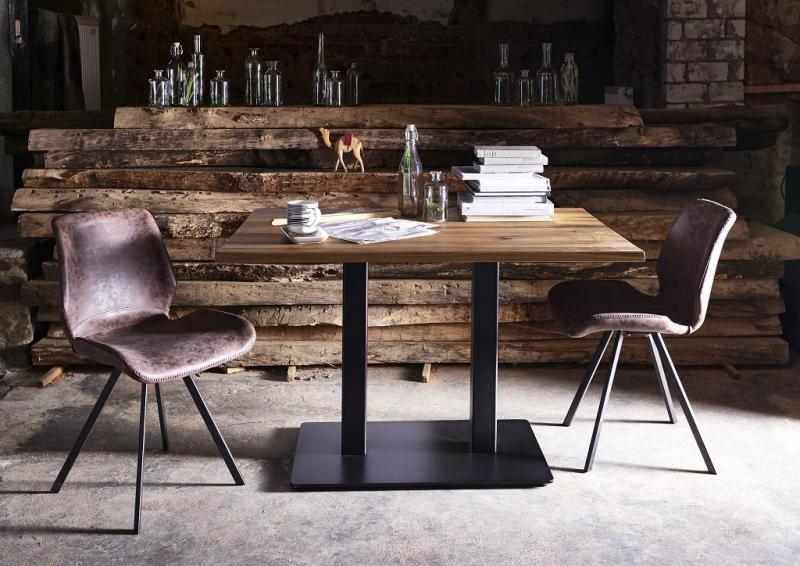 Image of   BODAHL Nizza bar/køkkenbord - eg (120x80) Køkkenbord - 76 cm højde