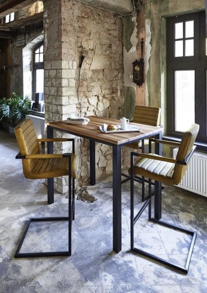 Bodahl cannes bar/køkkenbord - eg (120x80) barbord - 105 cm højde fra bodahl fra boboonline.dk