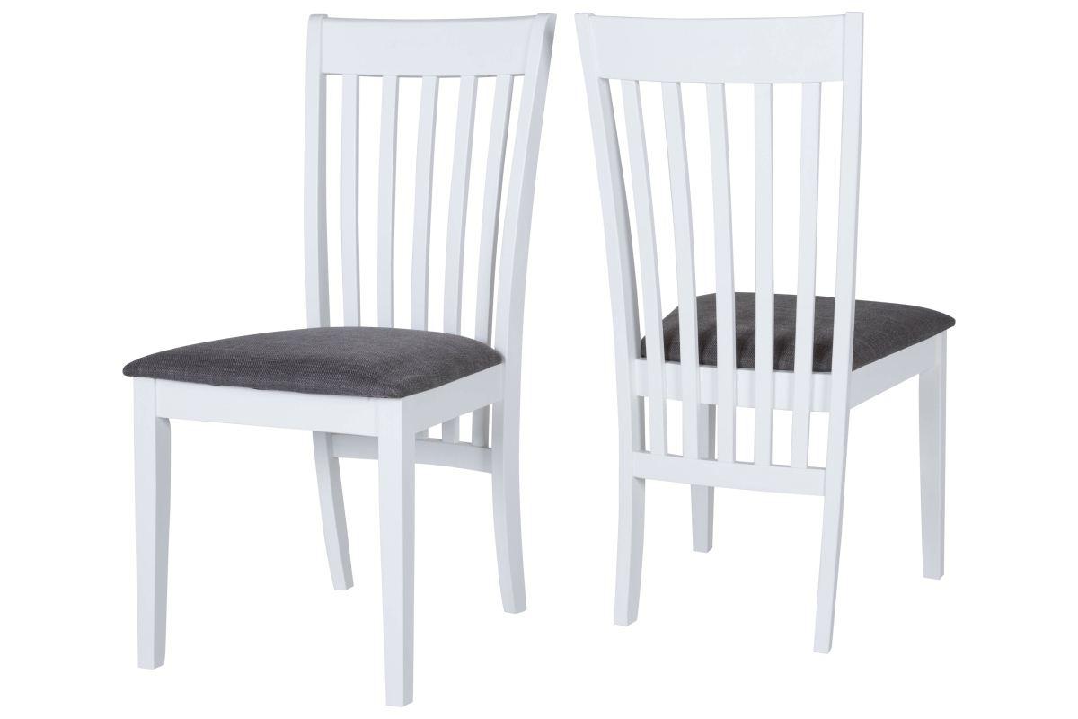 CANETT Penelope spisebordsstol - Hvid